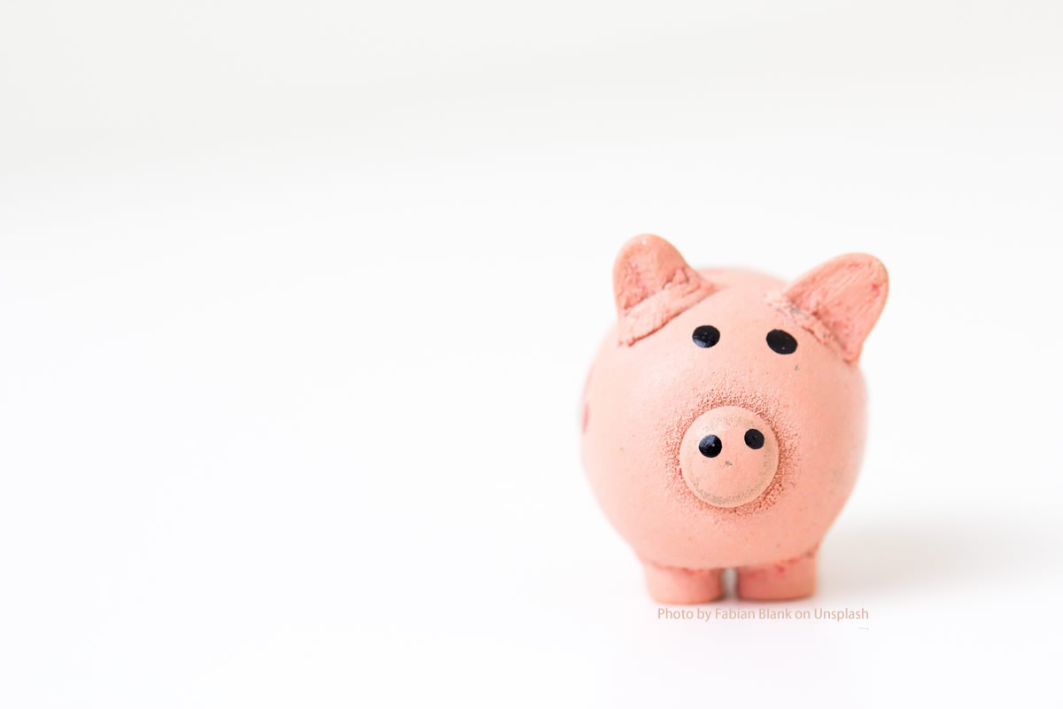 Finanzen: Schritt für Schritt sparen